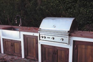 Marin Landscaping Outdoor Kitchens